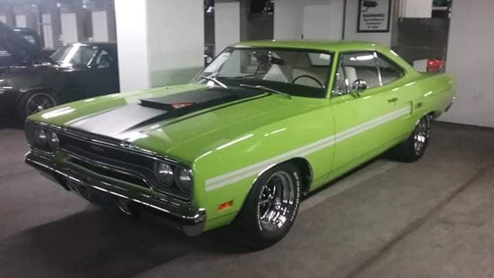 "AJ's ""Badass Friday"" Car of the Day: 1970 Plymouth GTX"