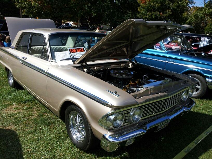 AJ's Car of the Day: 1962 Ford Fairlane