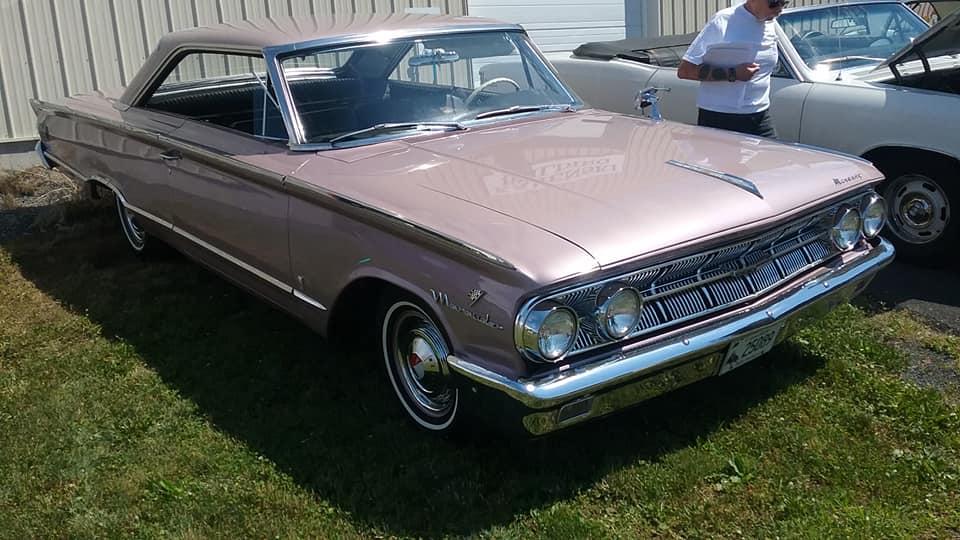 AJ's Car of the Day: 1963 1/2 Mercury Marauder Hardtop