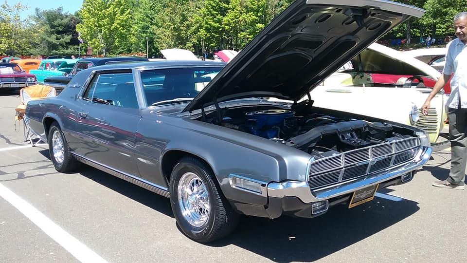 AJ's Car of the Day: 1969 Ford Thunderbird 2-Door