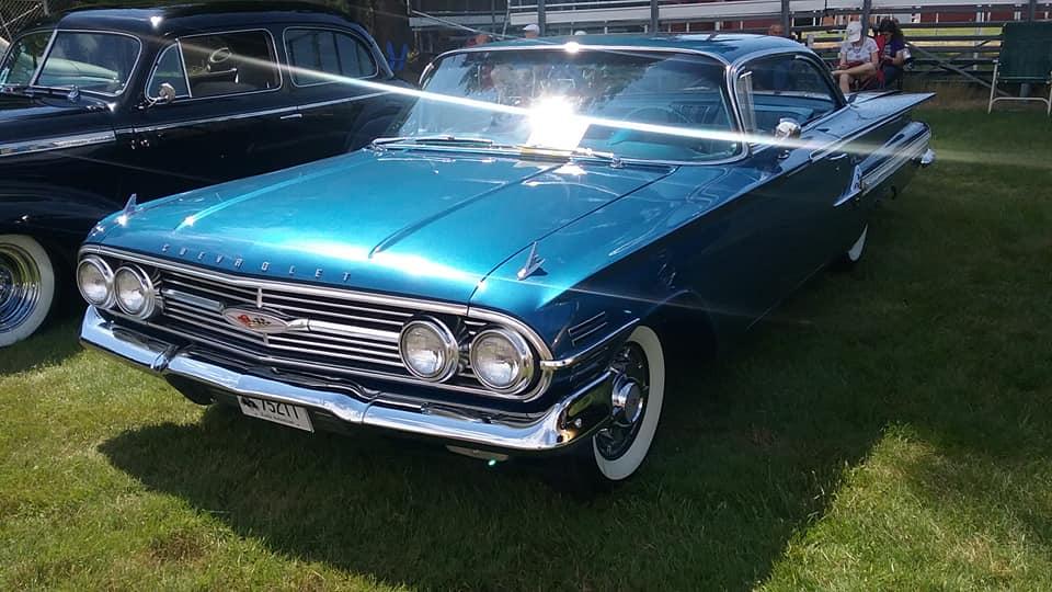 AJ's Car of the Day: 1960 Chevrolet Impala Hardtop