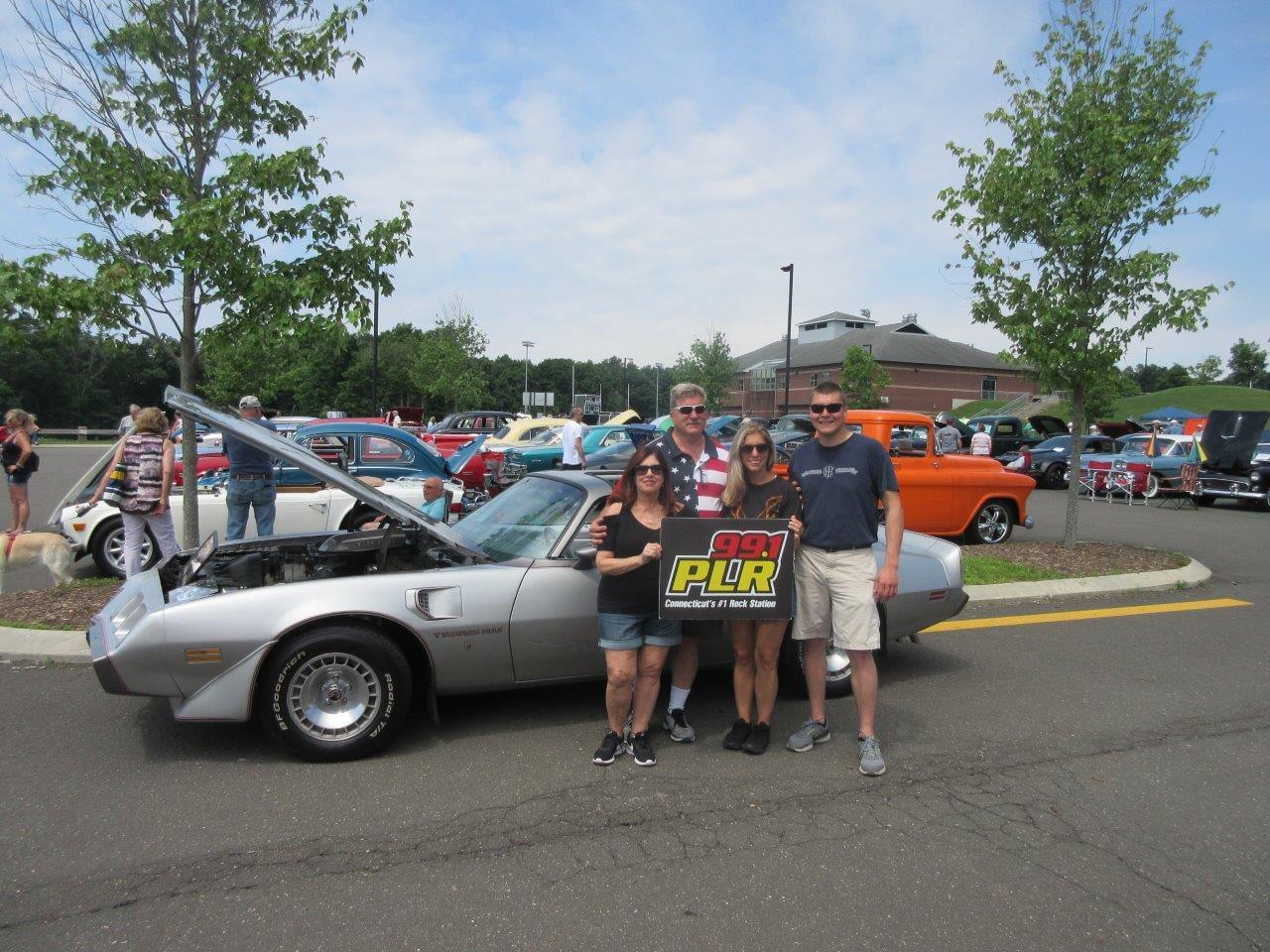 Johnathan McMahon Memorial Scholarship Car Show 7/7/19