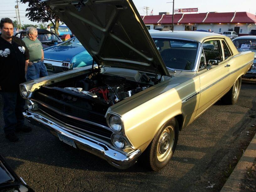 AJ's Car of the Day: 1967 Ford Fairlane Club Coupe