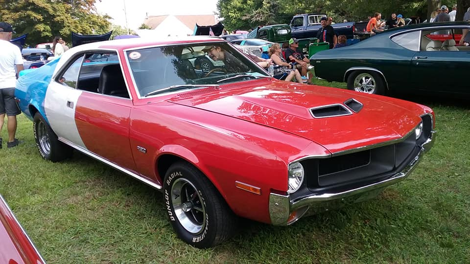 AJ's Car of the Day: 1970 AMC Javelin SST 390 Coupe