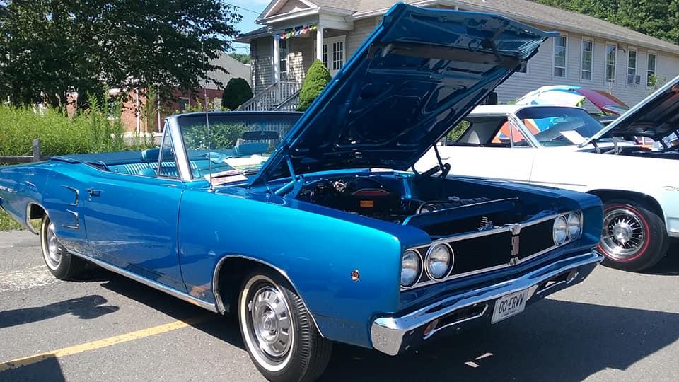 AJ's Car of the Day: 1968 Dodge Coronet 500 Convertible