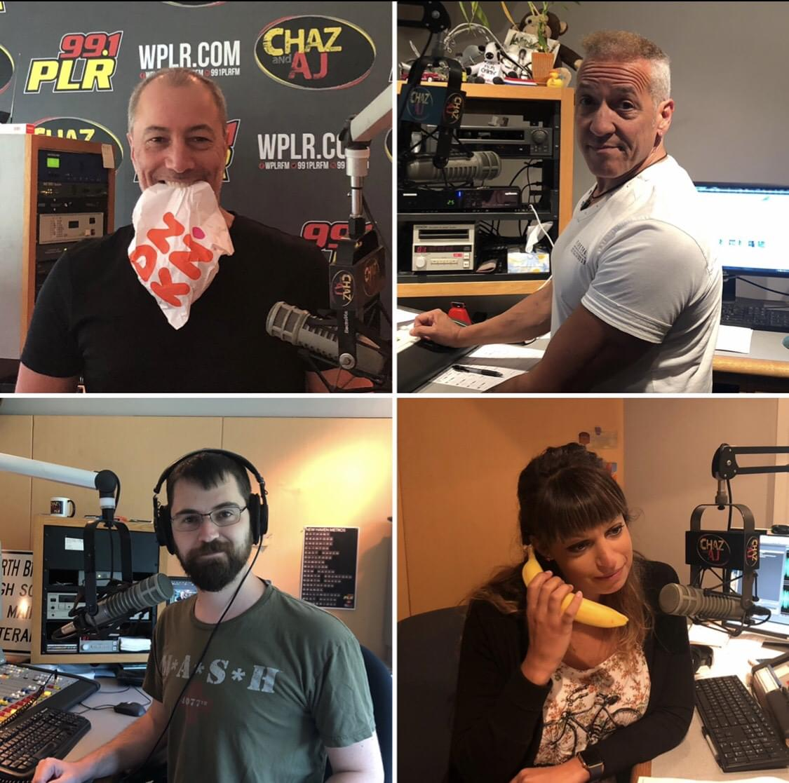 Chaz and AJ Show Rundown: August 5