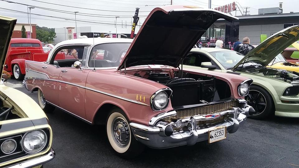 AJ's Car of the Day: 1957 Chevrolet Bel Air 4-Door Hardtop