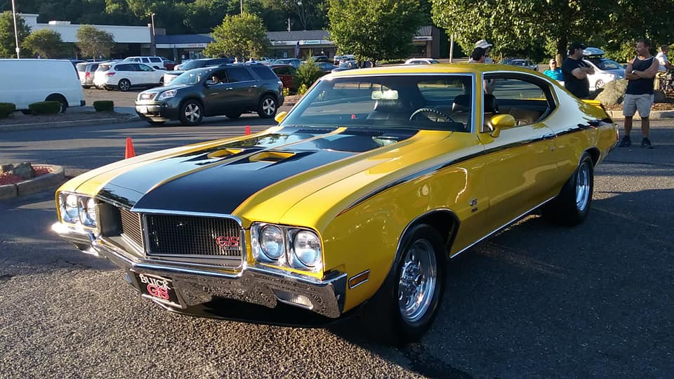 """AJ's """"Badass Friday"""" Car of the Day: 1970 Buick Gran Sport 455 Stage-1 Coupe"""