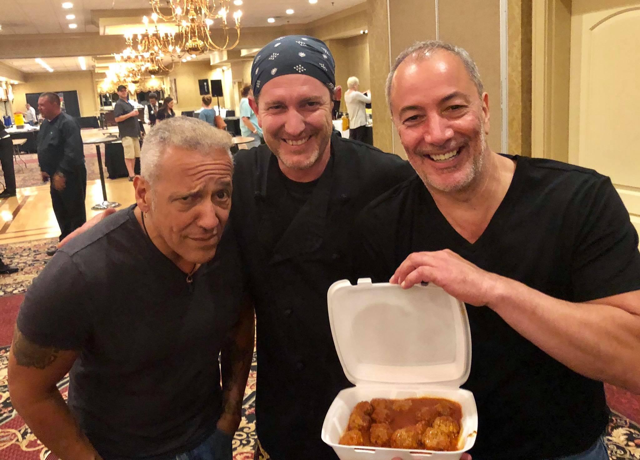 Chaz and AJ Food Fest 9/26/19