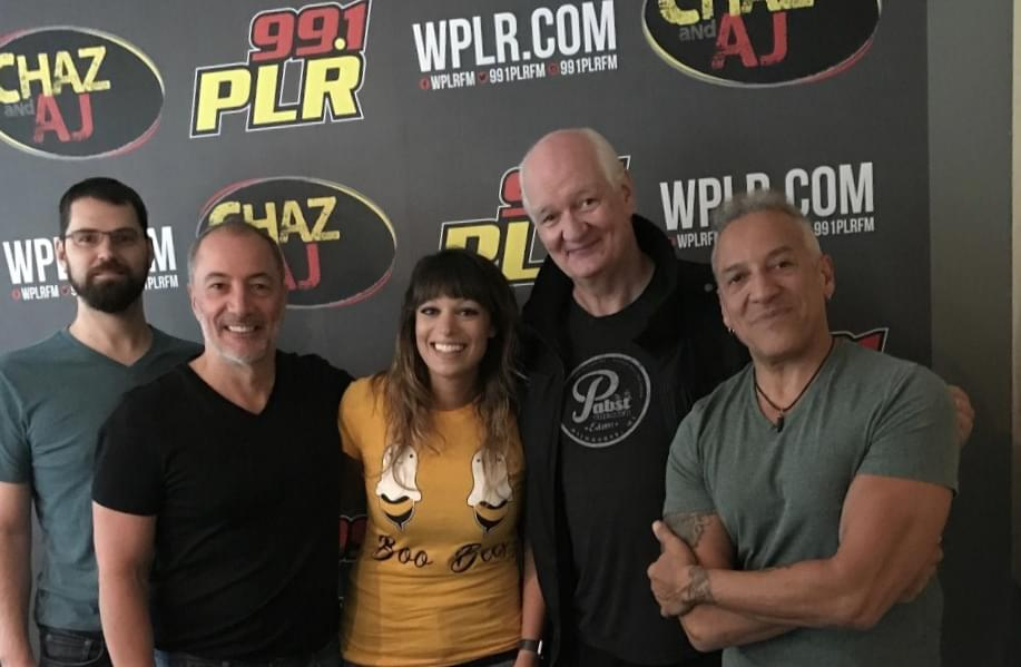 "PODCAST – Thursday, October 10: Colin Mochrie Live In Studio! Plus ""Chaz's Fiancée Jennifer Calls In High From The Dentist"