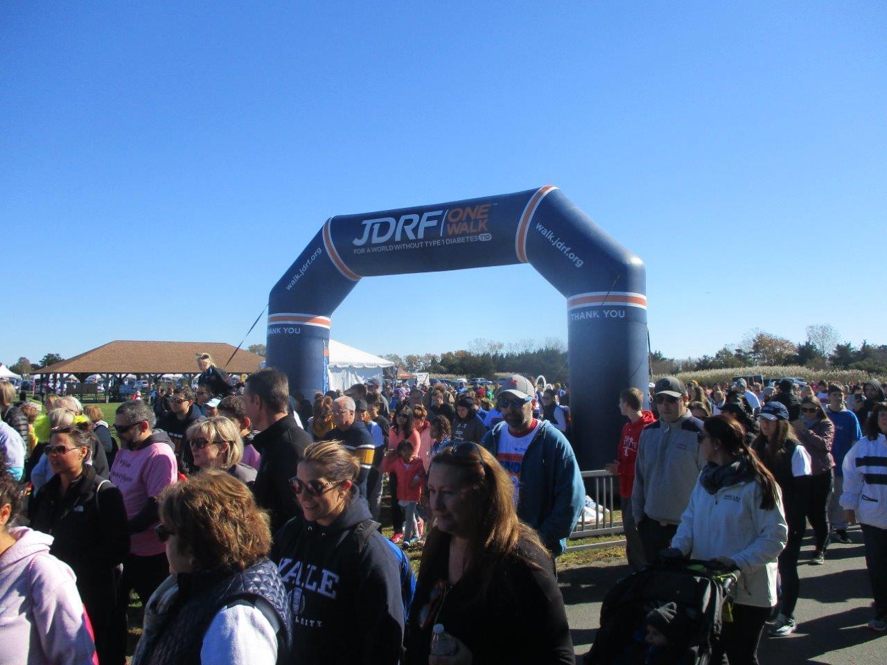 JDRF One Walk 10/19/19