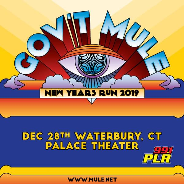 99.1 PLR presents Gov't Mule
