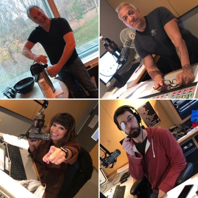 Chaz and AJ Show Rundown: November 8