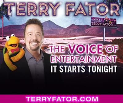 Enter to win: Terry Fator at Palace Theater in Waterbury