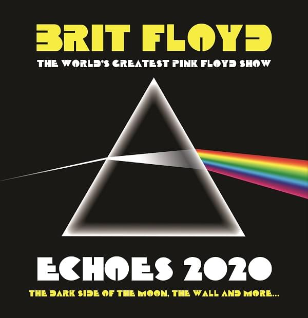Win tickets to Brit Floyd – The World's Greatest Pink Floyd Show