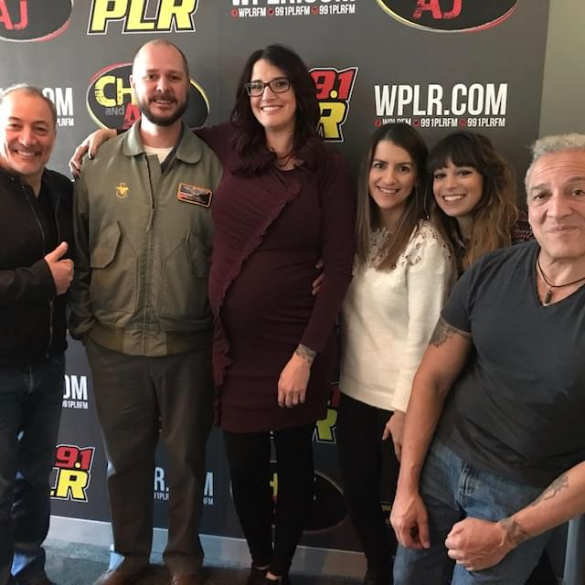 """PODCAST – Thursday, December 12: A Live Proposal In Studio! Plus We Chat With One Of The Stars Of """"The Irishman"""""""