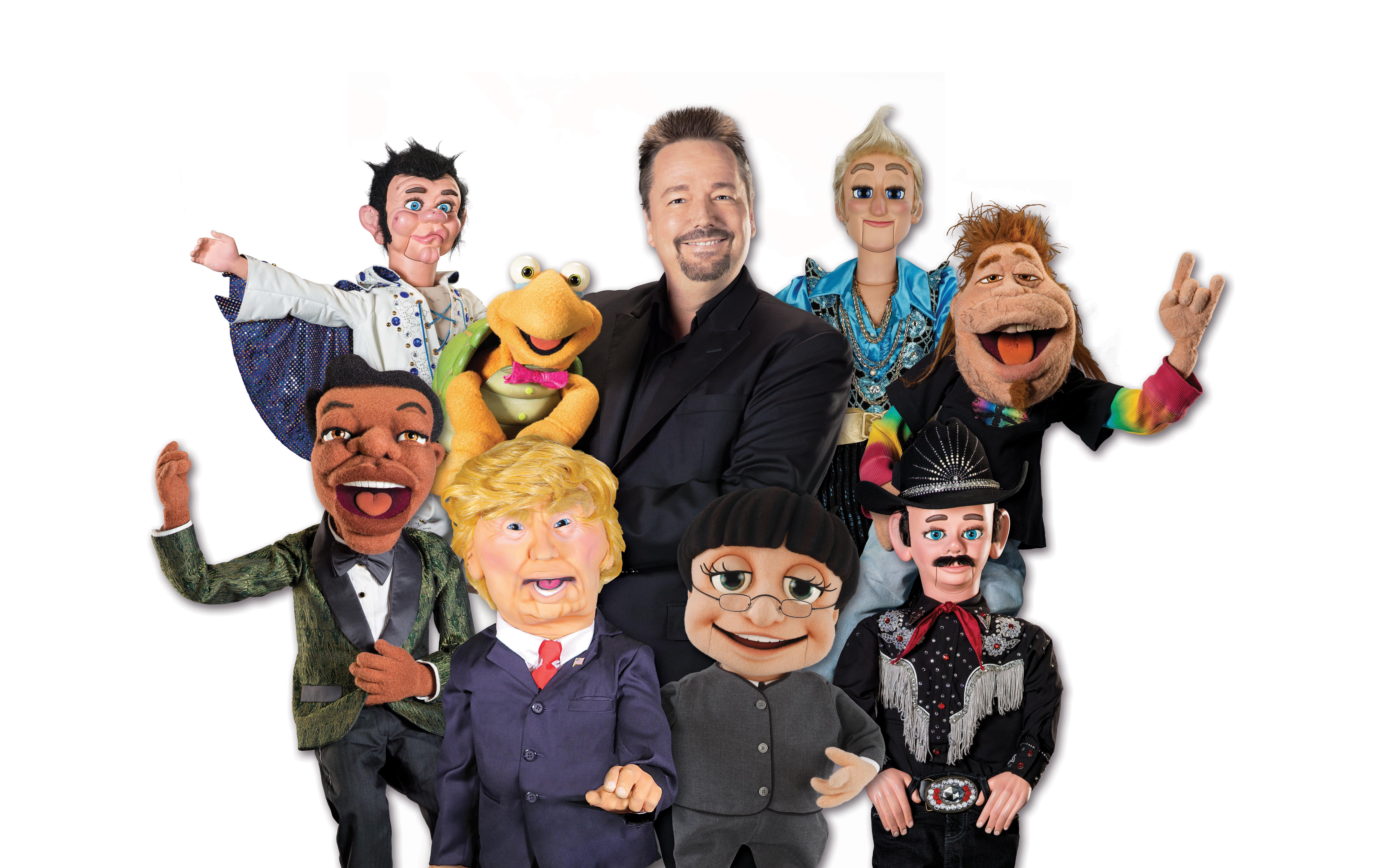 Terry Fator at Waterbury's Palace Theater