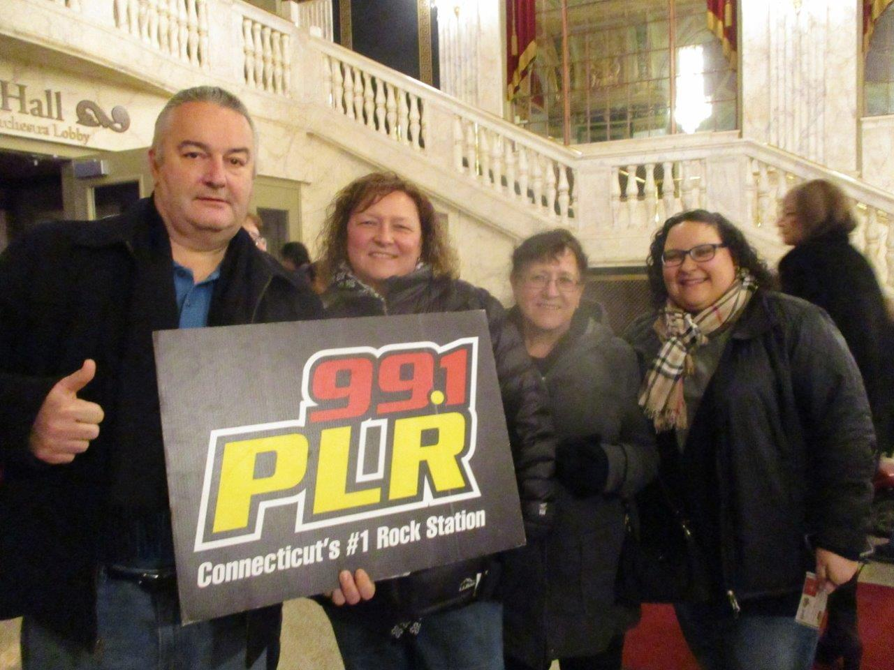 Photos: PLR at Waterbury's Palace Theater for Terry Fator 1/18/2020