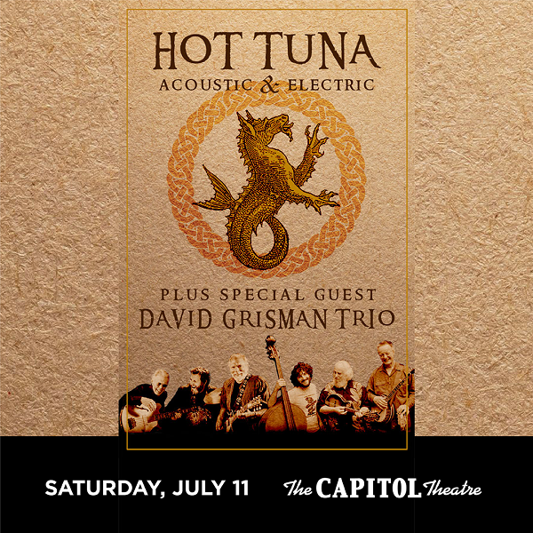 Enter to win: An Evening with Hot Tuna