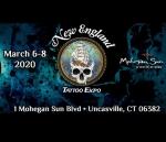 New England Tattoo Expo at Mohegan Sun