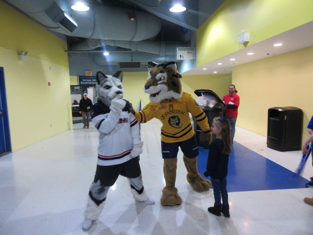 SNY Hockey at the Webster Bank Arena in Bridgeport! 1/25/20-1/26/20