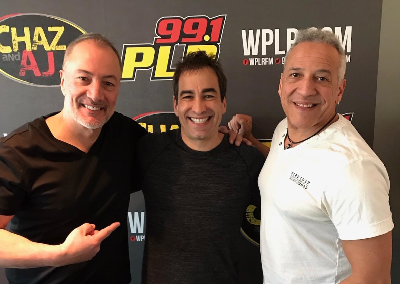 PODCAST – Friday, January 31: Comedian Mitch Fatel In Studio; Plus Loser Of The Week And Who's Gonna Win The Big Game?