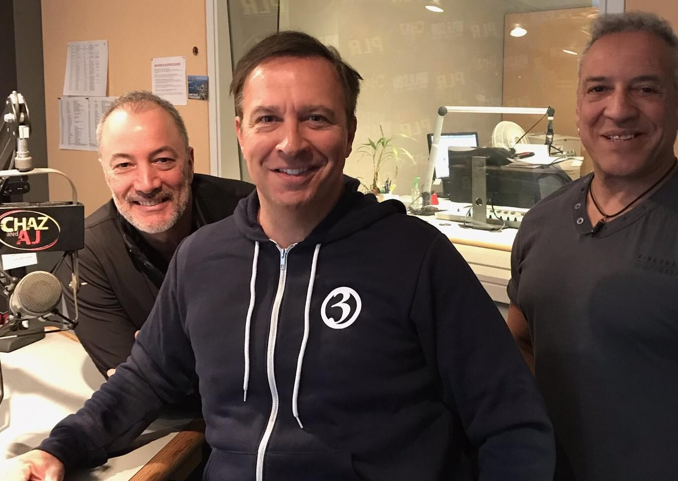 PODCAST – Tuesday, February 4: Dennis House Stops By, Crazy Tour Rider Requests, And Norm Pattis Tells Us What's Next For The Fotis Dulos Defense Team