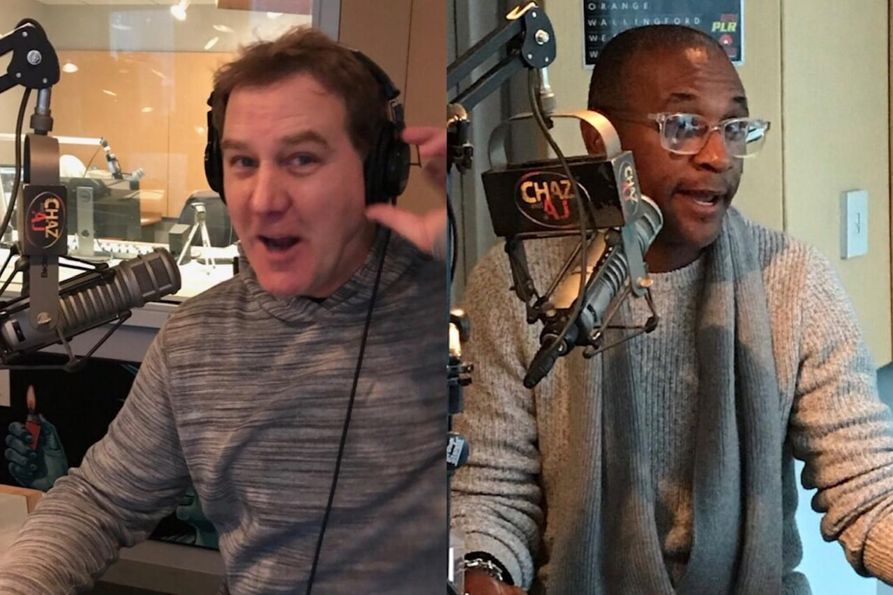 PODCAST – Friday, February 7: Comedians Jim Florentine And Tommy Davidson In Studio, Plus AJ Melts Down Twice!