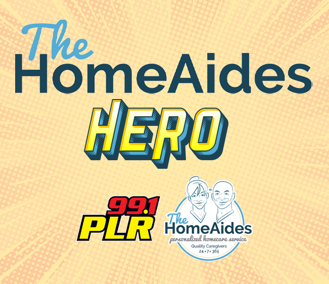 99.1 PLR The HomeAides Hero