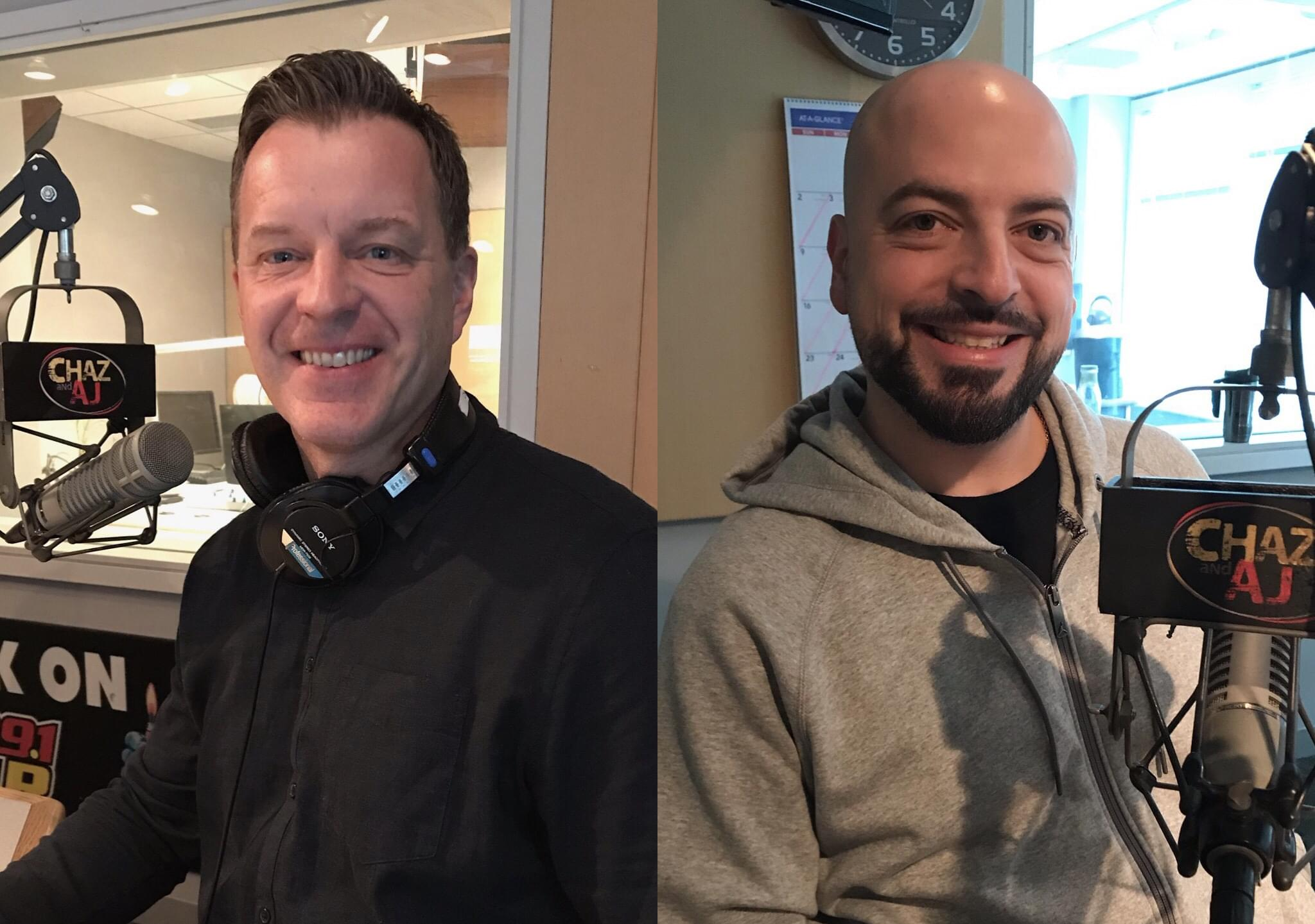 PODCAST – Tuesday, February 25: News 8's John Pierson In Studio And CT Park Shame Judges AJ's Parking