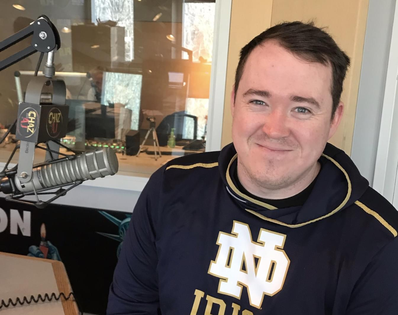 PODCAST – Friday, March 6: Comedian Shane Gillis In Studio, Your Bug Freakout Stories, And What You Need To Know About Coronavirus