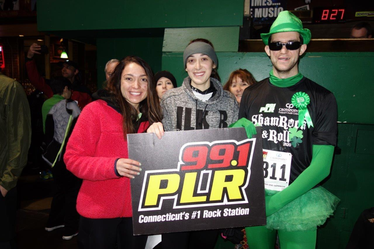 WATCH: 99.1 PLR Crosspoint Credit Union Shamrock & Roll