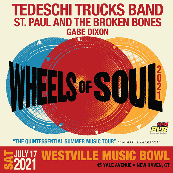99.1 PLR presents Tedeschi Trucks Band ***new date***