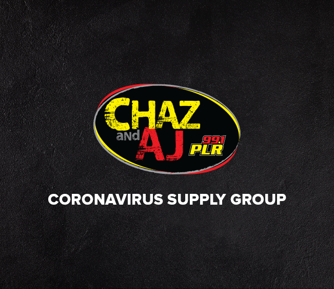 Chaz & AJ Coronavirus Supply Group
