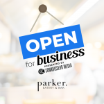 Open for Business: parker. Eatery & Bar