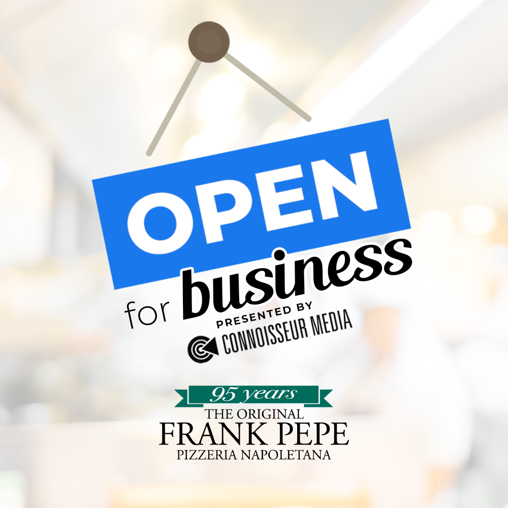 Open for Business: Frank Pepe Pizzeria Napoletana