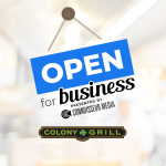 Open for Business: Colony Grill