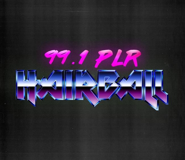 99.1 PLR Hairball