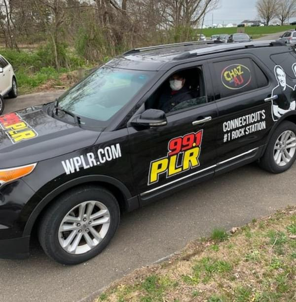 Want the 99.1 PLR van in your parade?