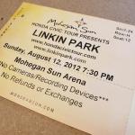 Throwback Concert: Linkin Park at Mohegan Sun Arena 2012