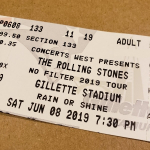 Throwback Concert: The Rolling Stones at Gillette Stadium 2019