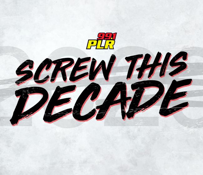 99.1 PLR Screw This Decade