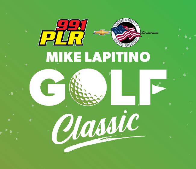 99.1 PLR McDermott Chevrolet & Lexusof New Haven Mike Lapitino Golf Classic