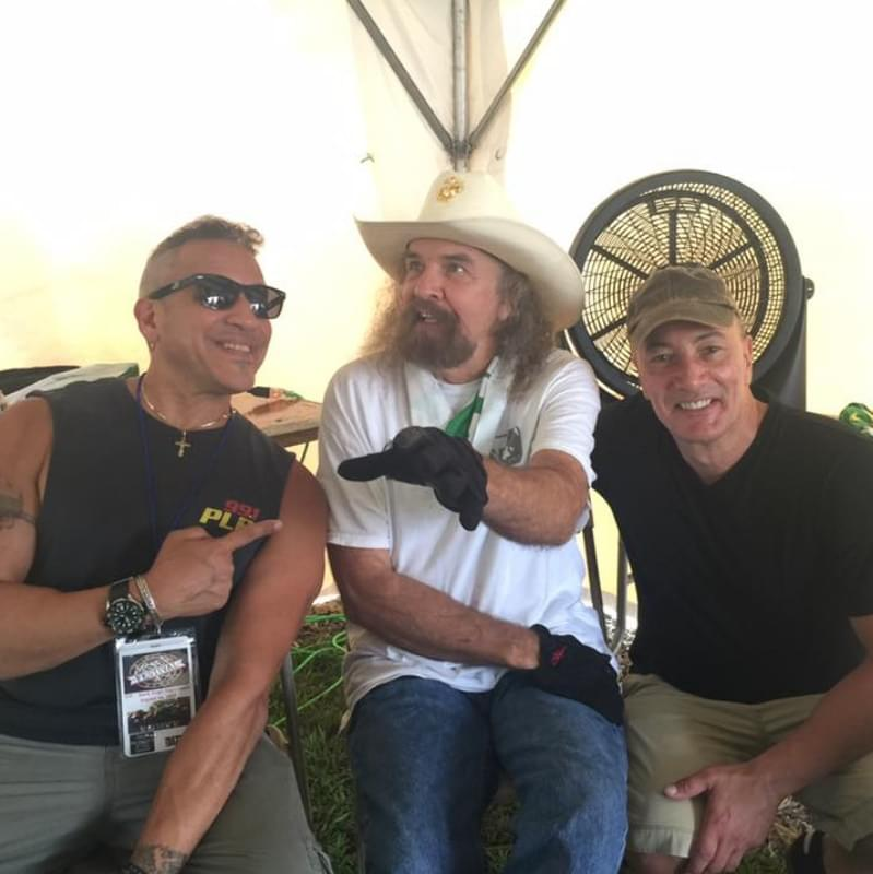 From 2017, Artimus Pyle Reliving the Lynyrd Skynyrd Plane Crash with Chaz and AJ