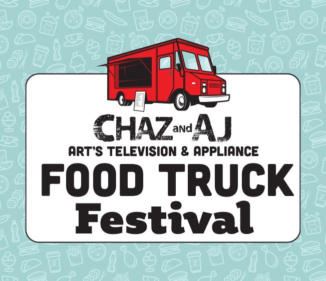 Chaz & AJ Art's Television & Appliance Food Truck Festival