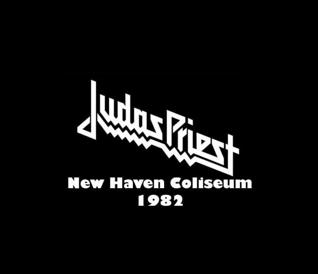 Throwback Concert: Judas Priest at New Haven Coliseum 1982