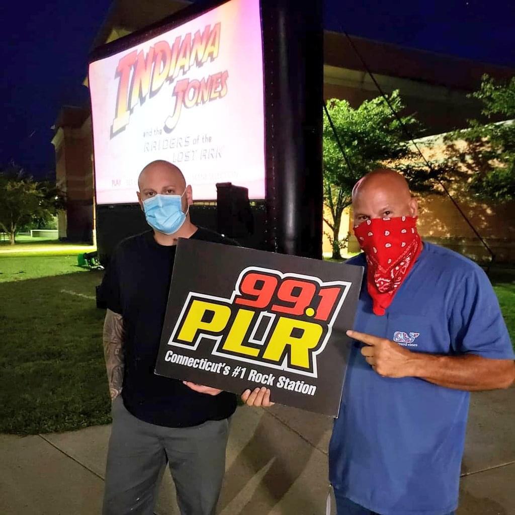 Photos: Outdoor Movie Nights in East Haven