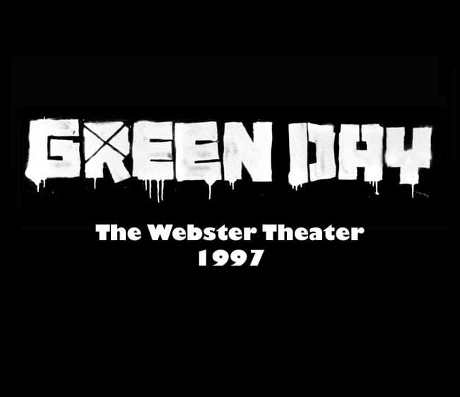 Throwback Concert: Green Day at Webster Theater 1997
