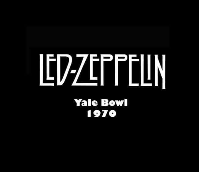Throwback Concert: Led Zeppelin at Yale Bowl 1970