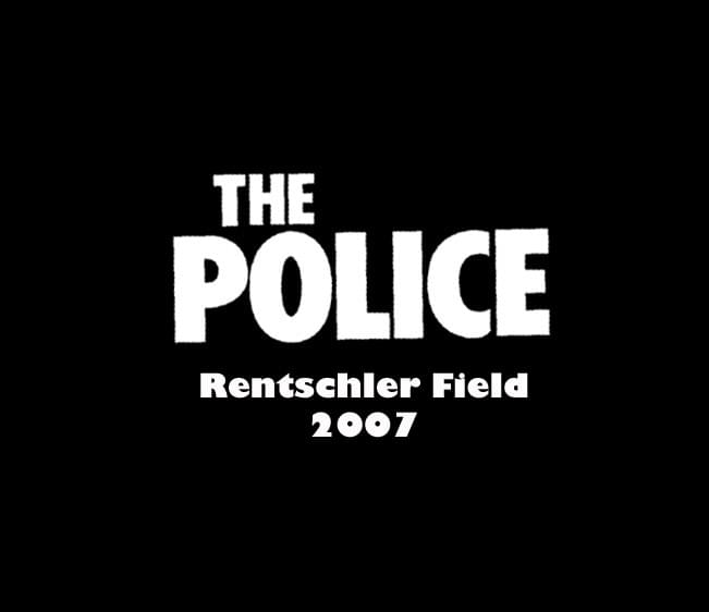 Throwback Concert: The Police at Rentschler Field 2007